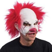 Mask Carnival Creep Clown