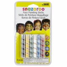 Snazaroo Sticks Basic Primary