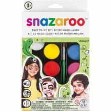 Snazaroo Kit Unisex Primary