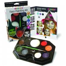 Snazaroo Face Paint Kit Hllwn