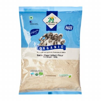 24 Mantra: Org Bajra Flour