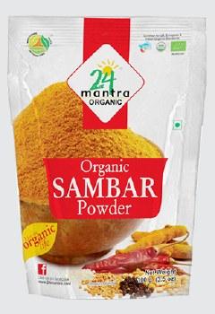 24 Mantra: Org Sambar Powder