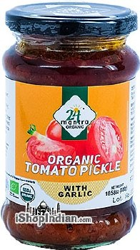 24 Mantra: Org Tomato Pickle