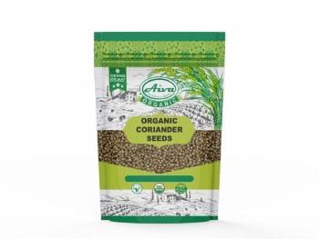 Aiva: Org Coriander Seeds 200g