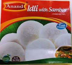 Anand: Idli With Sambar 16oz