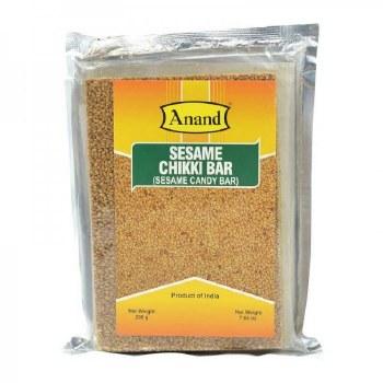 Anand: Sesame Chikki Bar