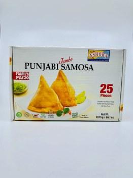 Ashoka: Punjabi Samosa 25pcs