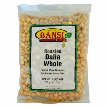 Bansi:roasted Dalia Whole 200g