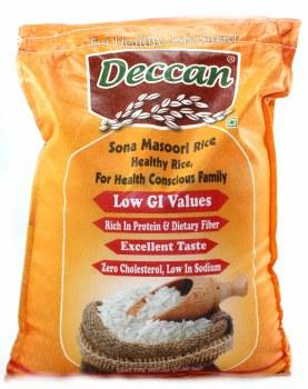Deccan: Sona Masoori Low Gi