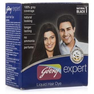 Godrej : Black Hair Dye 100ml.