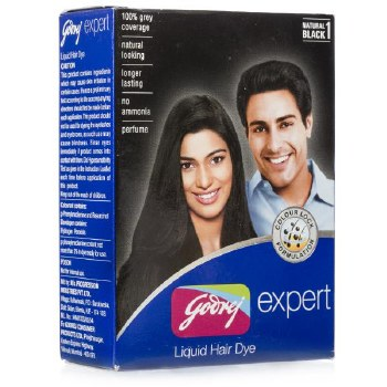 Godrej : Black Hair Dye 40ml.