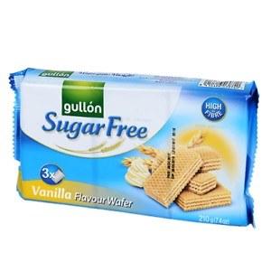 Gullon : Suger Free Vanilla