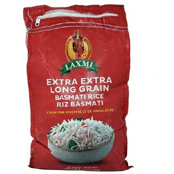Laxmi: Extra Long Basmati Rice