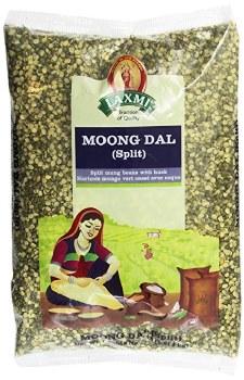 Laxmi : Moong Dal Split 4 Lbs