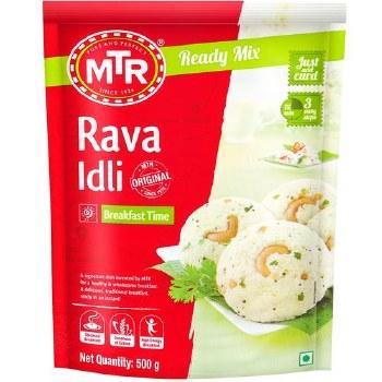 Mtr : Rava Idli 500gm
