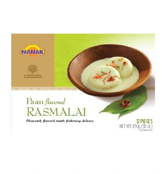 Nanak: Paan Flavored Rasmalai