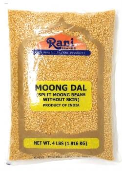 Rani : Moong Dal 4 Lbs