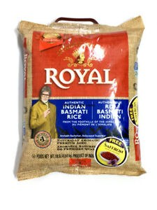Royal: Basmati Rice