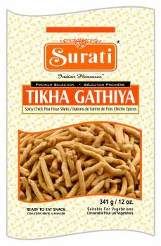 Surati: Tikha Gathiya 341gm
