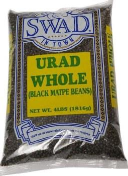 Swad : Urad Whole Black 4lbs