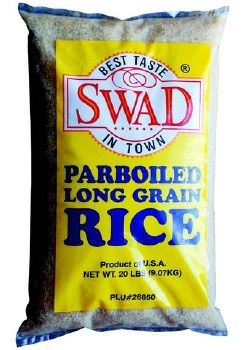 Swad: Parboiled 10lb