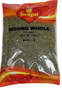 Swagat : Moong Whole 4lbs