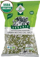24 Mantra: Moong Green Split