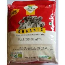 24 Mantra:multi Grain Atta 1kg