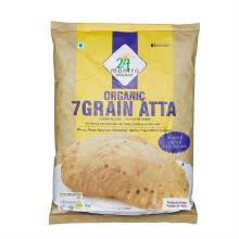 24 Mantra: Org 7 Grain Atta
