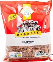 24 Mantra: Org Cinnamon Whole