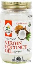 24 Mantra: Org Coconut Oil Vir