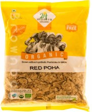 24 Mantra: Org Poha Red 2lb