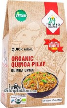 24 Mantra: Org Quinoa