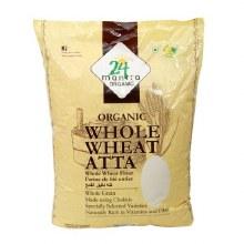 24 Mantra:org Whole Wheat Atta