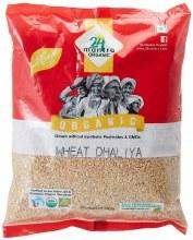 24 Mantra: Org Wheat Daliya