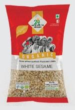 24 Mantra: Org White Sesame