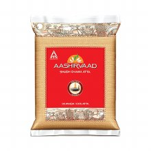 Aashirvaad: Whole Wheat Flour