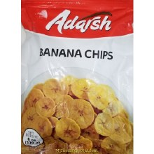 Adarsh: Banana Chips Chili340g