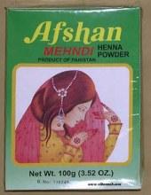 Afshan : Henna Powder 100g
