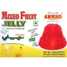 Ahmed : Mix Fruit Jelly 85g.