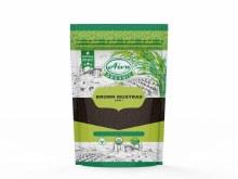 Aiva: Org Mustard Seeds 200g