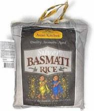 Ak: Silver Basmati Rice 4lbs