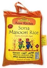 Asian Kitchen: Sona Masoori