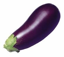 Eggplant American /pc