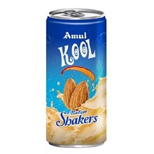 Amul Kool : Badam Shakers