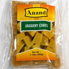 Anand : Jaggery Cubes 500gm.