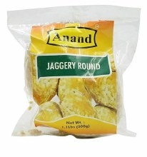 Anand : Jaggery Round 500gm.
