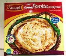Anand: Kerala Porotta Family