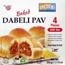 Ashoka : Dabeli Pav 4pc