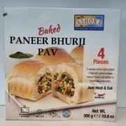 Ashoka : Paneer Burji Pav 4pc